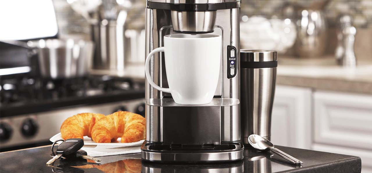 best coffee machine for home