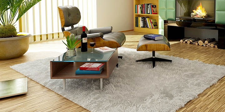 Top 5 - Living Room Rugs: Buying Guide & Reviews
