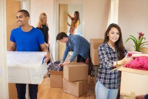 get help packing and organize home