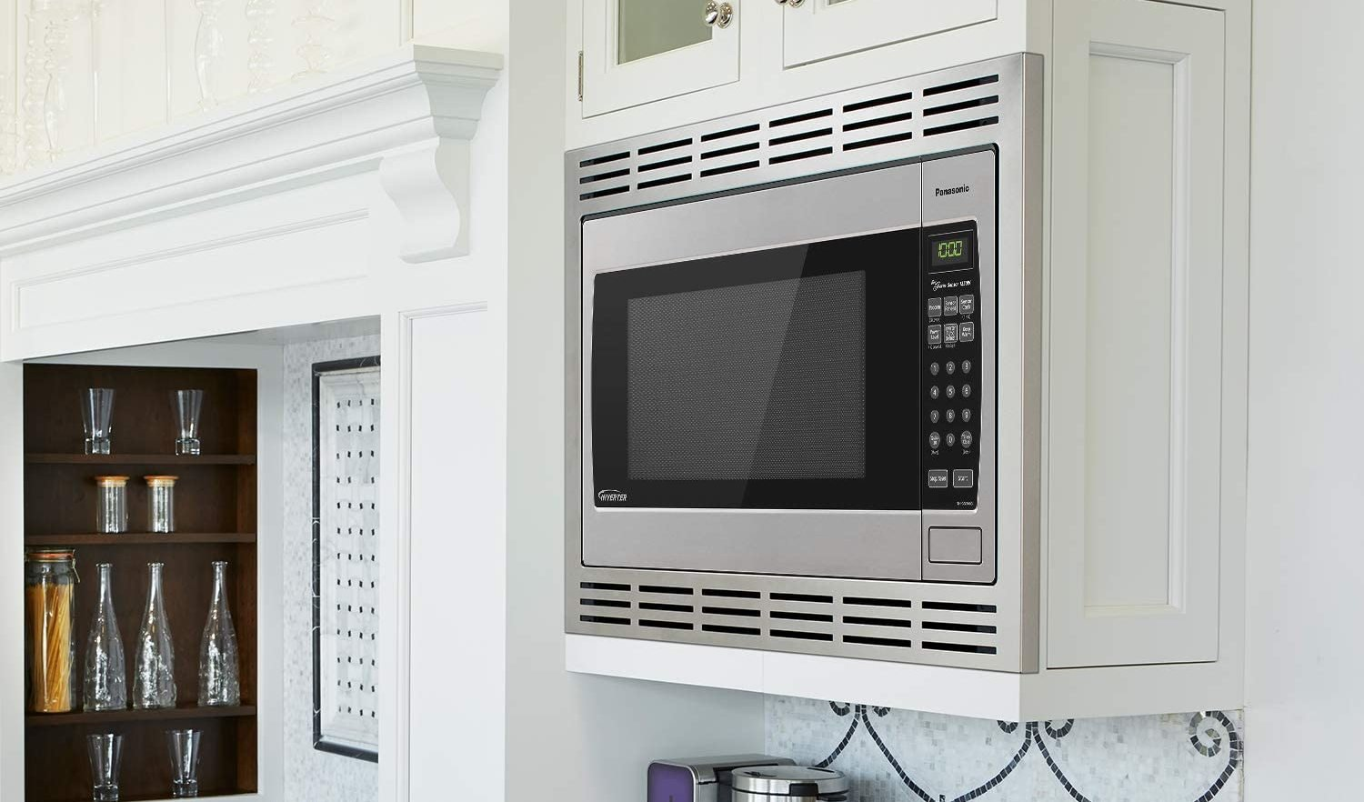 Panasonic NN-SN966S Review - A great microwave countertop oven? 1