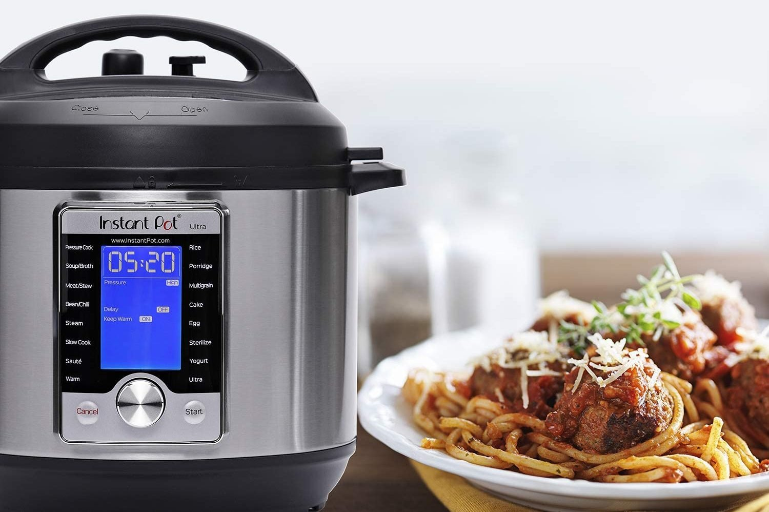 Instant Pot Ultra Review 1