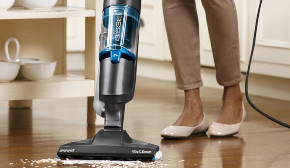 Bissell Symphony Review - The Pet Steam Mop Vacuum Cleaner 1