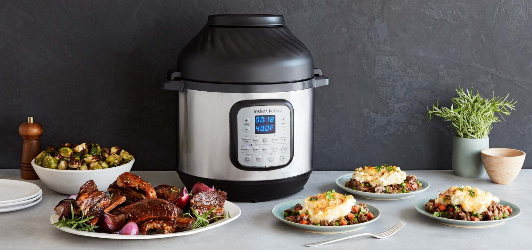 How To Use An Instant Pot As A Slow Cooker 1