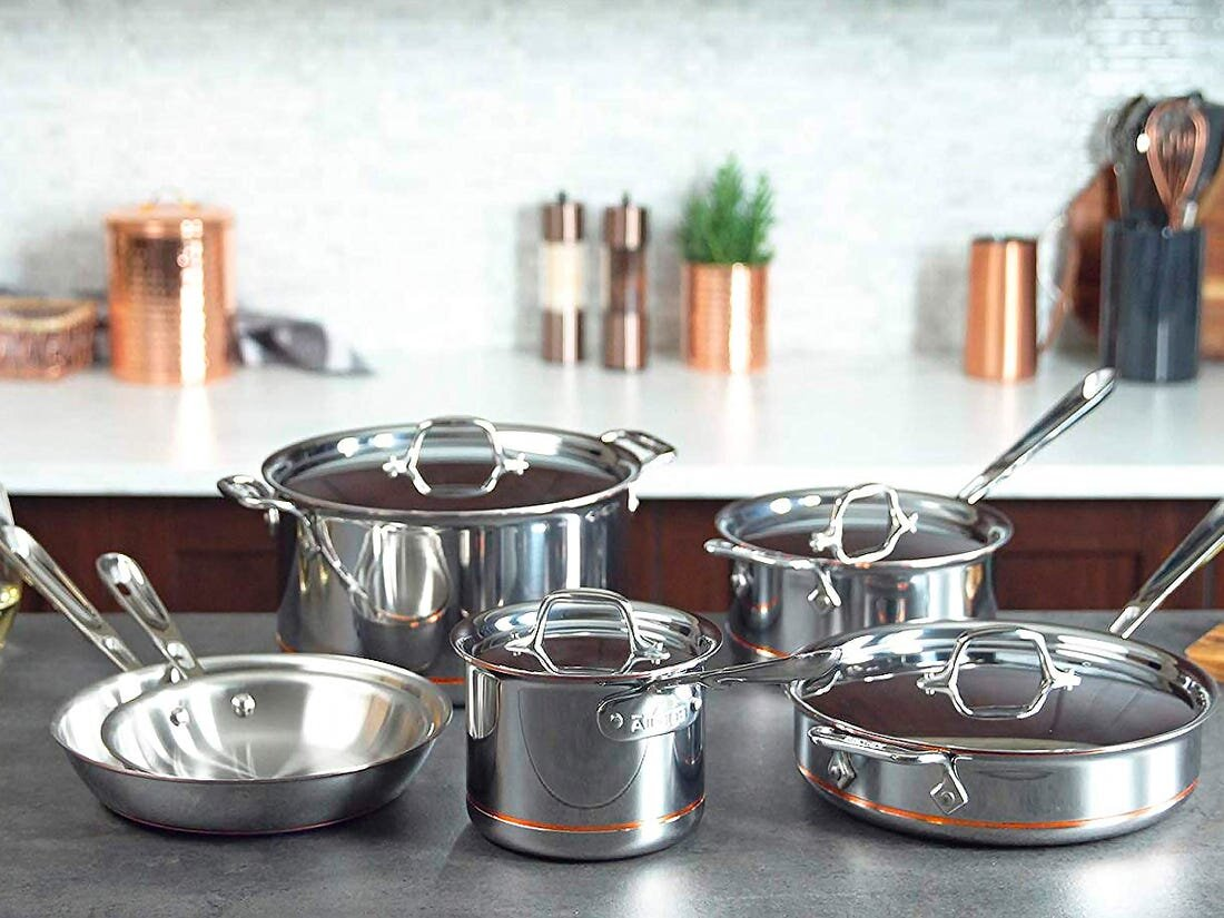 How to Clean All-Clad Pans 1