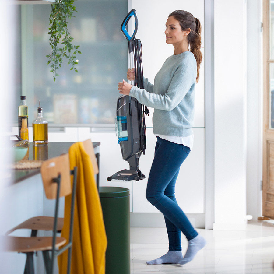 How to Use Bissell Steam Cleaner 3