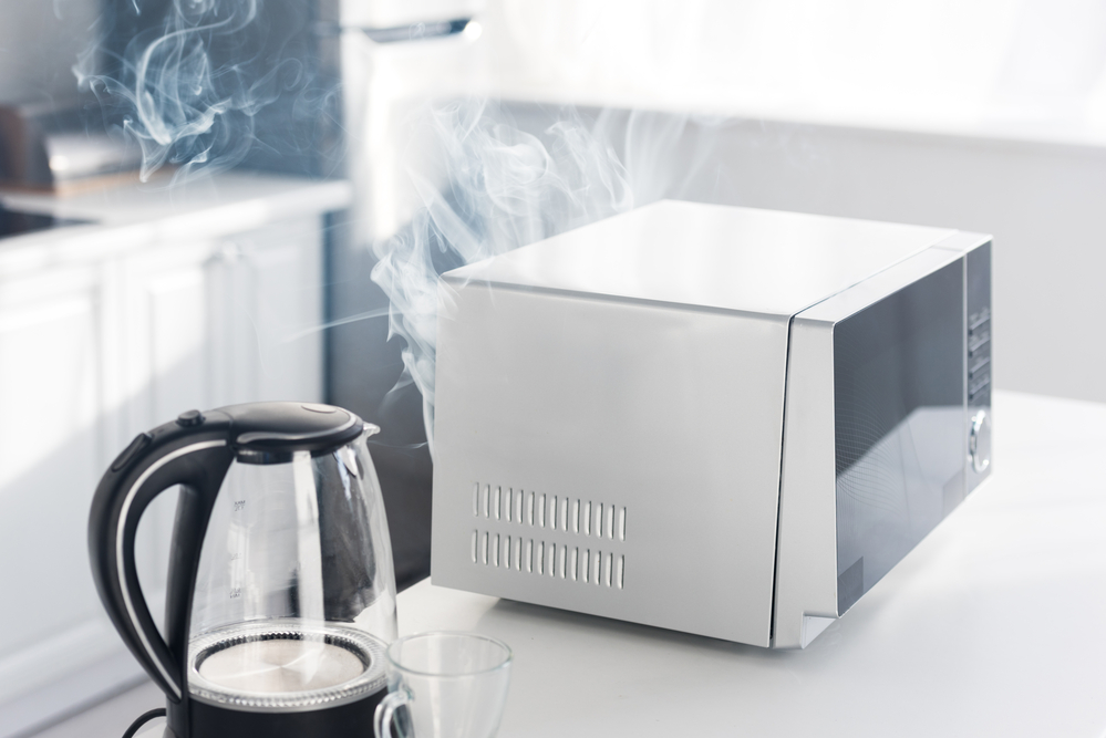 How to Dispose of a Microwave 1