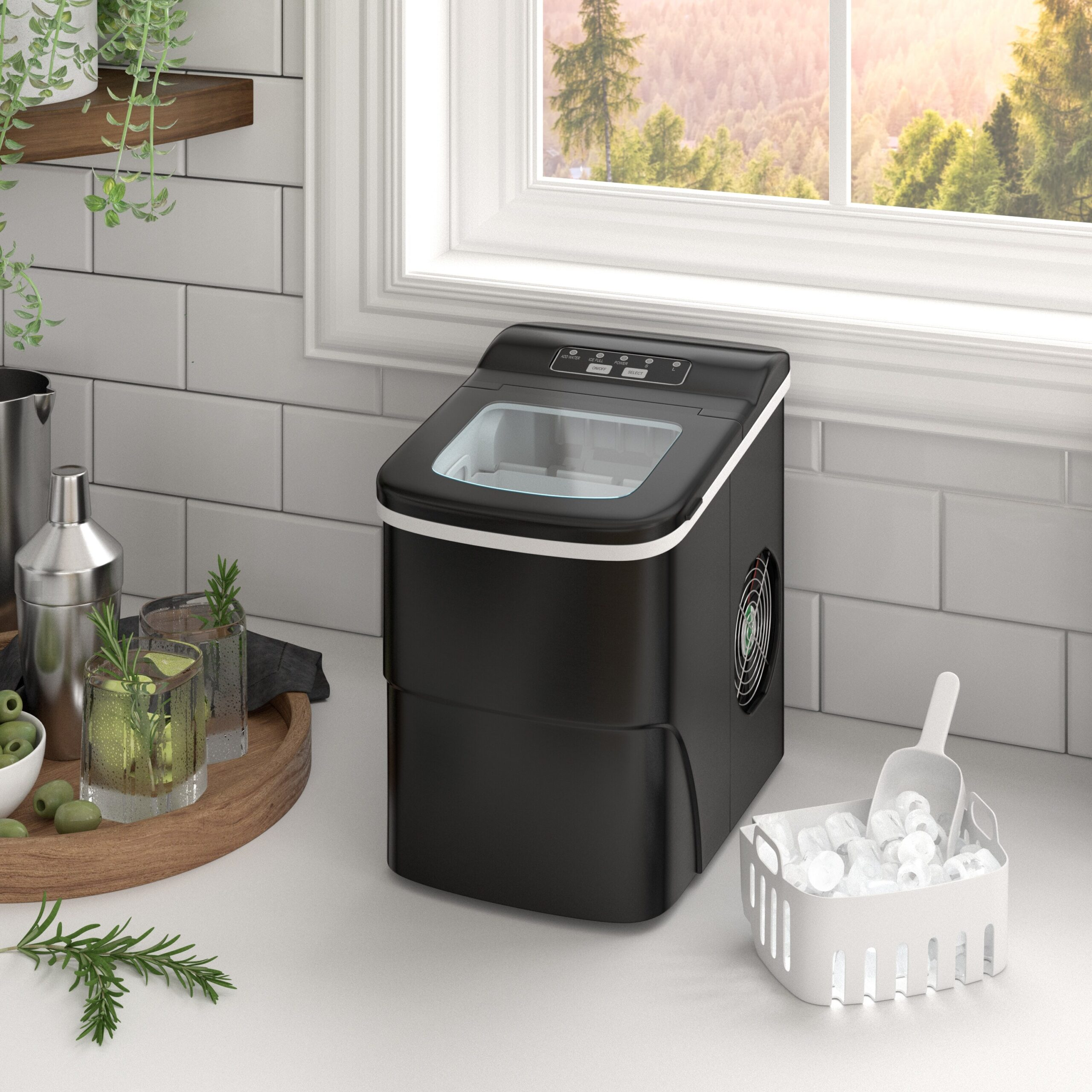 How to Clean a Countertop Ice Maker – a Complete Guide 1