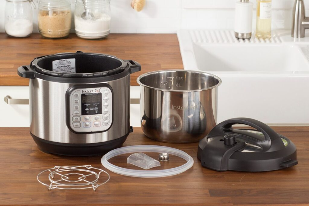 How to Get the Smell out of Instant Pot 2
