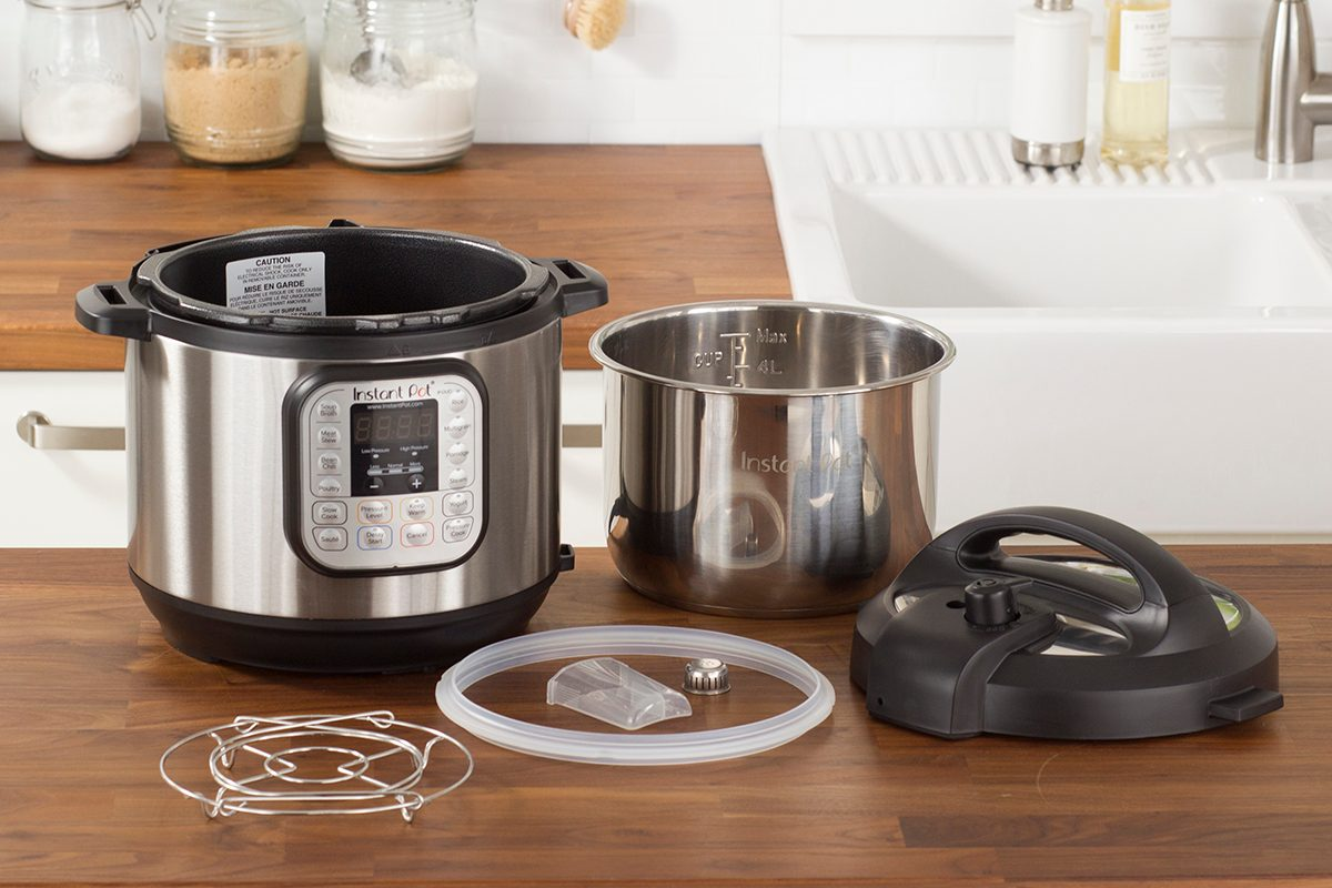 How to Get the Smell out of Instant Pot 1