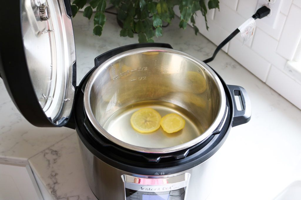 How to Get the Smell out of Instant Pot 3