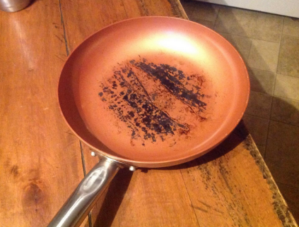 How to Keep Food from Sticking to Copper Pans 3