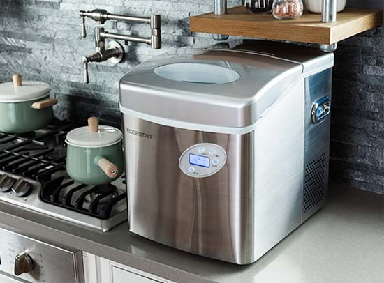 How to Clean an Ice Maker 1