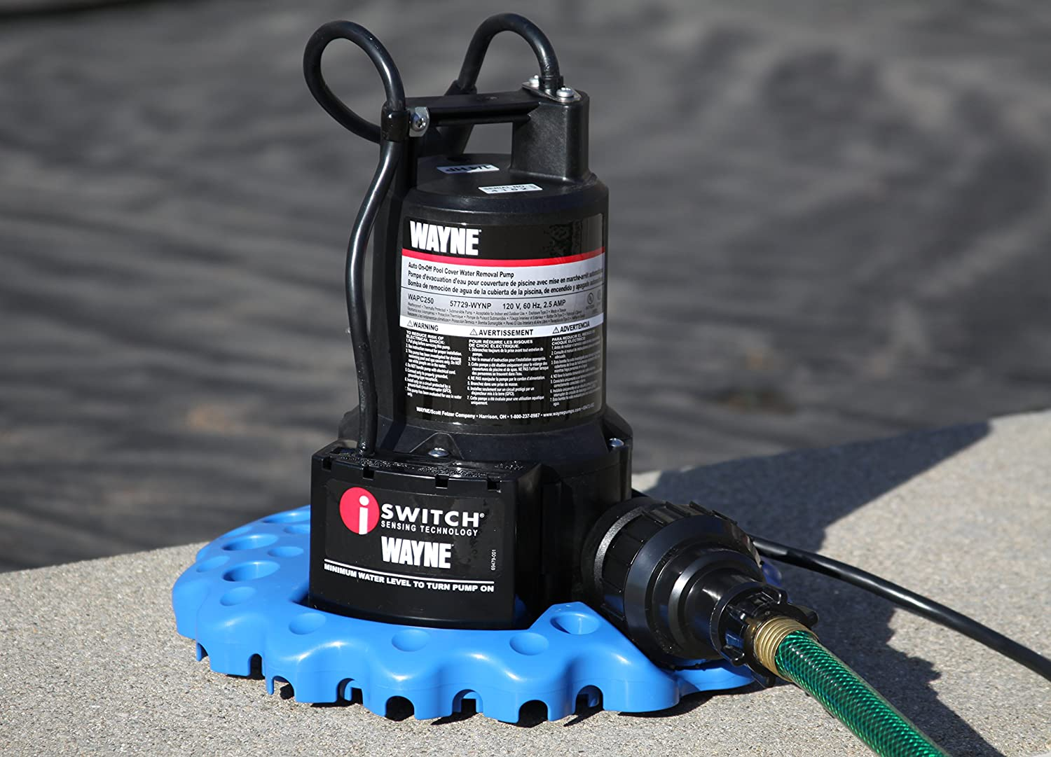 Best Pool Cover Pumps - Product Reviews and Buyer's Guide 5